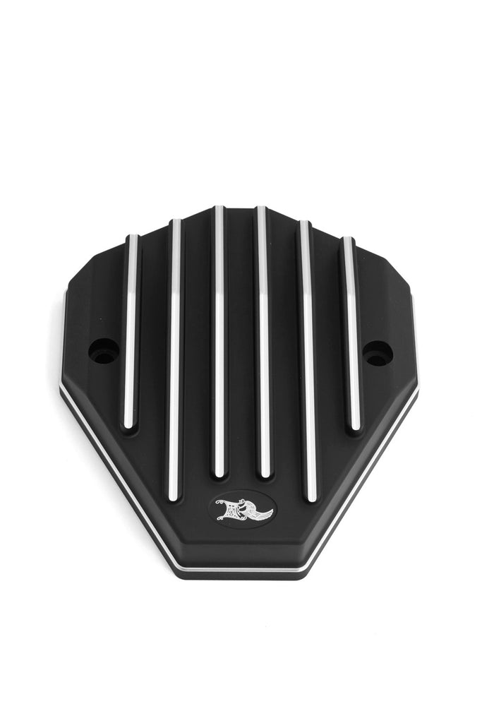 Ignition Cover, Semi Gloss, Black Machine