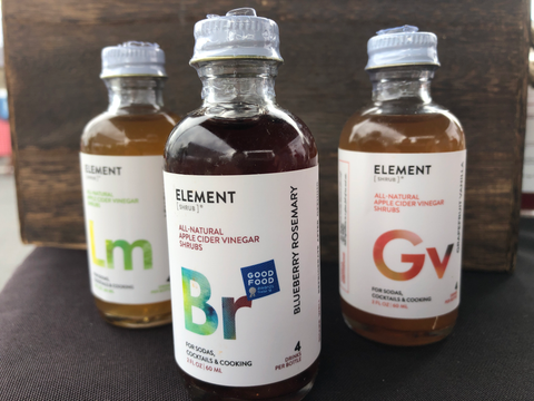 Element Shrub - 2 oz.