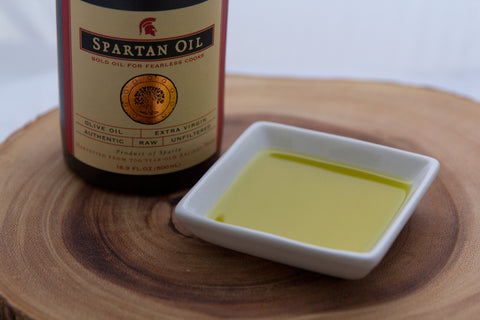 Spartan Oil Premium Quality Extra Virgin Olive Oil