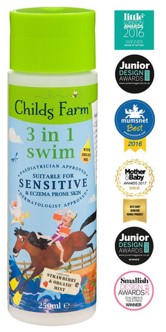 Childs Farm 3-in-1 Swim Wash