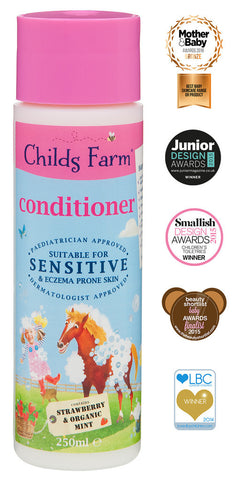 Childs Farm Conditioner for Unruly Hair (250ml)