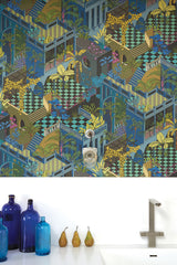 Cole & Son wallpaper 'Miami'