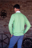 Mens V Neck Jumper