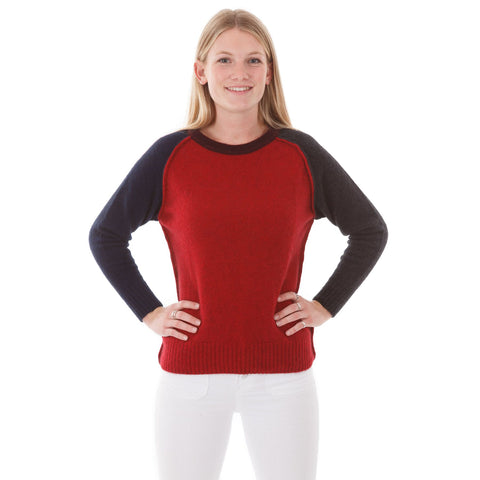 The Multiway Merino & Possum Jumper