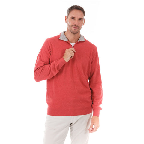 Men's Zip Jumper
