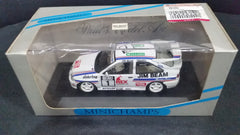 Minichamps 1/43 Ford Escort Cosworth DTT 1994 Team Wolf Racing C Heurtgen