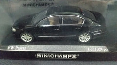 Minichamps 1/43 VW Passat 2005 Black