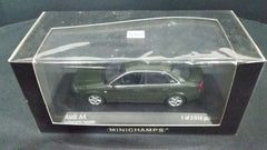 Minichamps 1/43 Audi A4 2000 Green Metallic