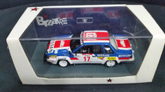 Bizzare 1/43 Nissan 240RS 3rd Safari 1985