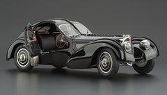 CMC 1/18 Bugatti 57 SC Atlantic, 1938 (Black)