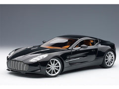 Autoart 1/18 Aston Martin One-77 (Black Pearl)