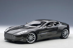Autoart 1/18 Aston Martin One-77 (Spirit Grey)