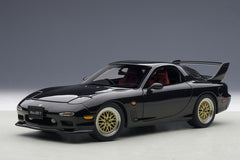 Autoart 1/18 Mazda RX-7 (FD) Tuned Version (Brilliant Black)