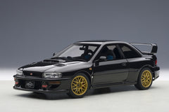 Autoart 1/18 Subaru Impreza 22B (Black) Upgraded Version