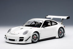 Autoart 1/18 Porsche 911 (997) GT3 R 2010 Plain Body Version (White)