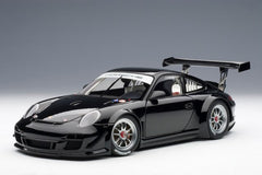 Autoart 1/18 Porsche 911 (997) GT3 R 2010 Plain Body Version (Black)