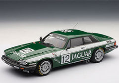 Autoart 1/18 Jaguar XJ-S TWR Racing ETCC Spa - Francorchamps 1984 Winner Heyer / Percy #12