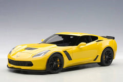 Autoart 1/18 Chevrolet Corvette C7 Z06 (Corvette Racing Yellow)