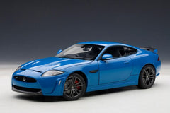 Autoart 1/18 Jaguar XKR-S (French Racing Blue)