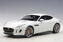 Autoart 1/18 Jaguar F-Type 2015 R Coupe (Polaris White)