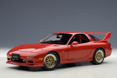 Autoart 1/18 Mazda RX-7 (FD) Tuned Version (Vintage Red)