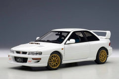 Autoart 1/18 Subaru Impreza 22B (White) Upgraded Version
