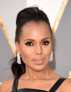 Kerry Washington | Tips for Flawless Skin | My Makeup Brushes