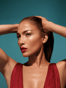 Jennifer Lopez, Glow without Highlighter | My Makeup Brushes
