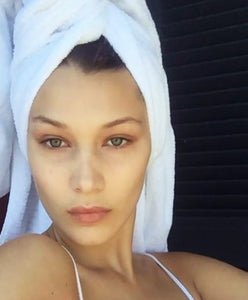 Bella Hadid Debunks Makeup Myth | My Makeup Brushes