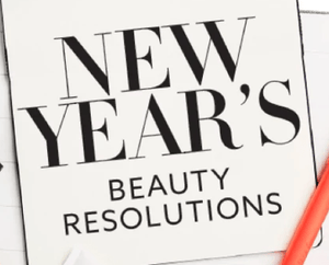 New Years Beauty Resolutions | My Makeup Brushes