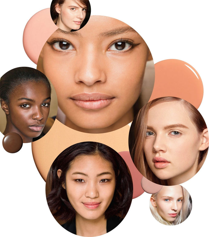 WHAT IS YOUR SKINS UNDERTONE? 5 QUESTIONS TO HELP YOU DETERMINE IF YOU'RE WARM, NEUTRAL OR COOL
