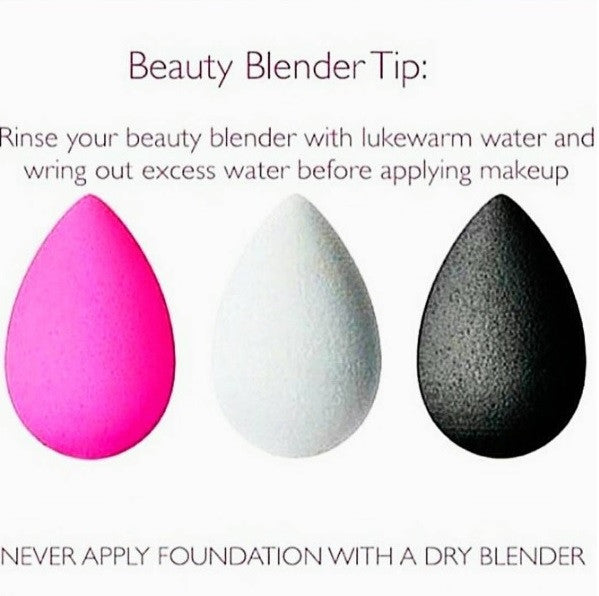 beauty blender how to