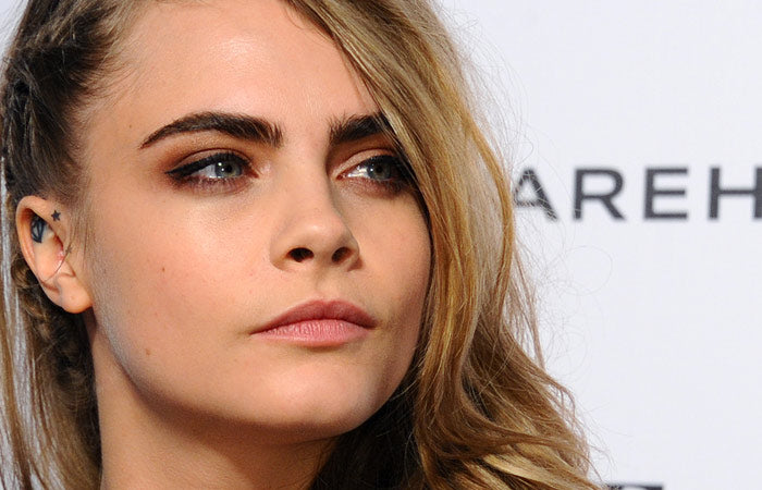 cara delevingne - Best eyebrows