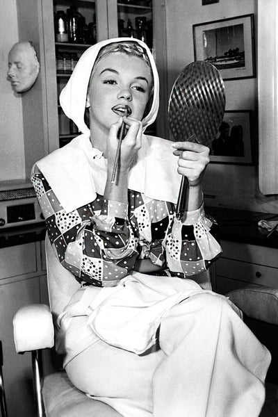 Marilyn Monroe | How To Use Makeup Brushes | My Makeup Brushes