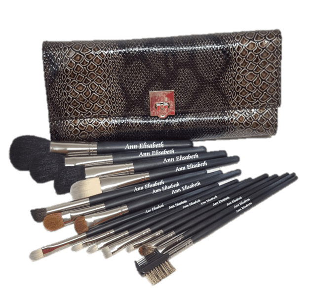 Personalized Makeup Brush Set | My Makeup Brushes
