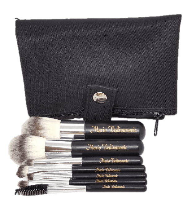 Personalized Mini Vegan Brush Set | My Makeup Brushes