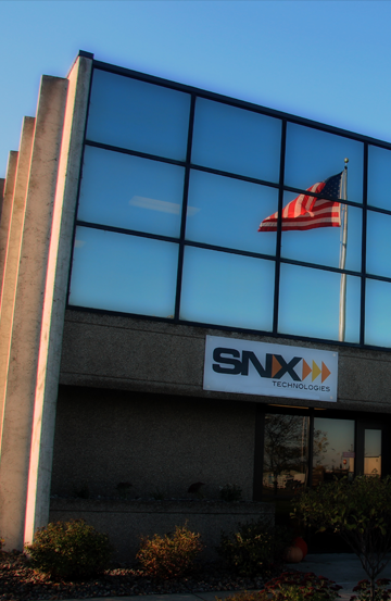SNX Technologies building exterior