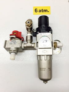 Vitap Eclipse Air Regulator
