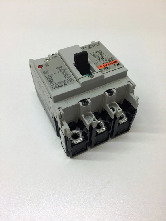 SNX nVentor CNC Router Circuit Breaker 100A