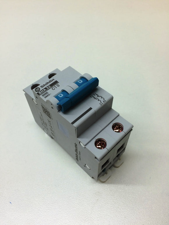 SNX nVentor CNC Router Circuit Breaker 10A