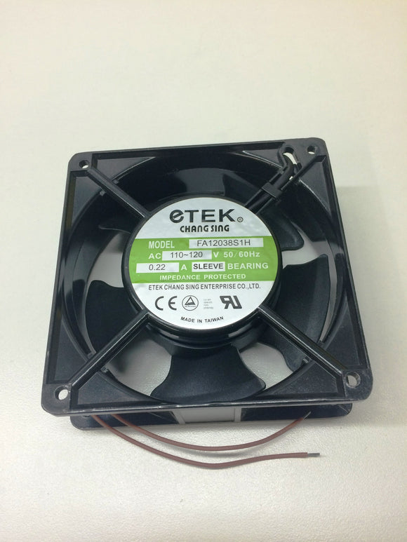 SNX nVentor CNC Router Cooling Fan - 4
