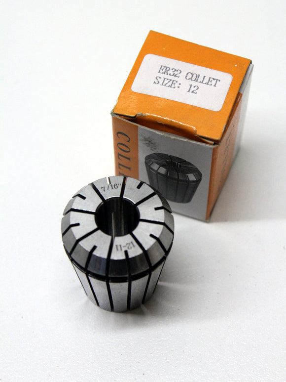 Collet - Metric ER32 12mm