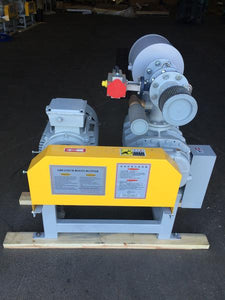 Vacuum Pump for CNC Router worktables - 10hp Greatech