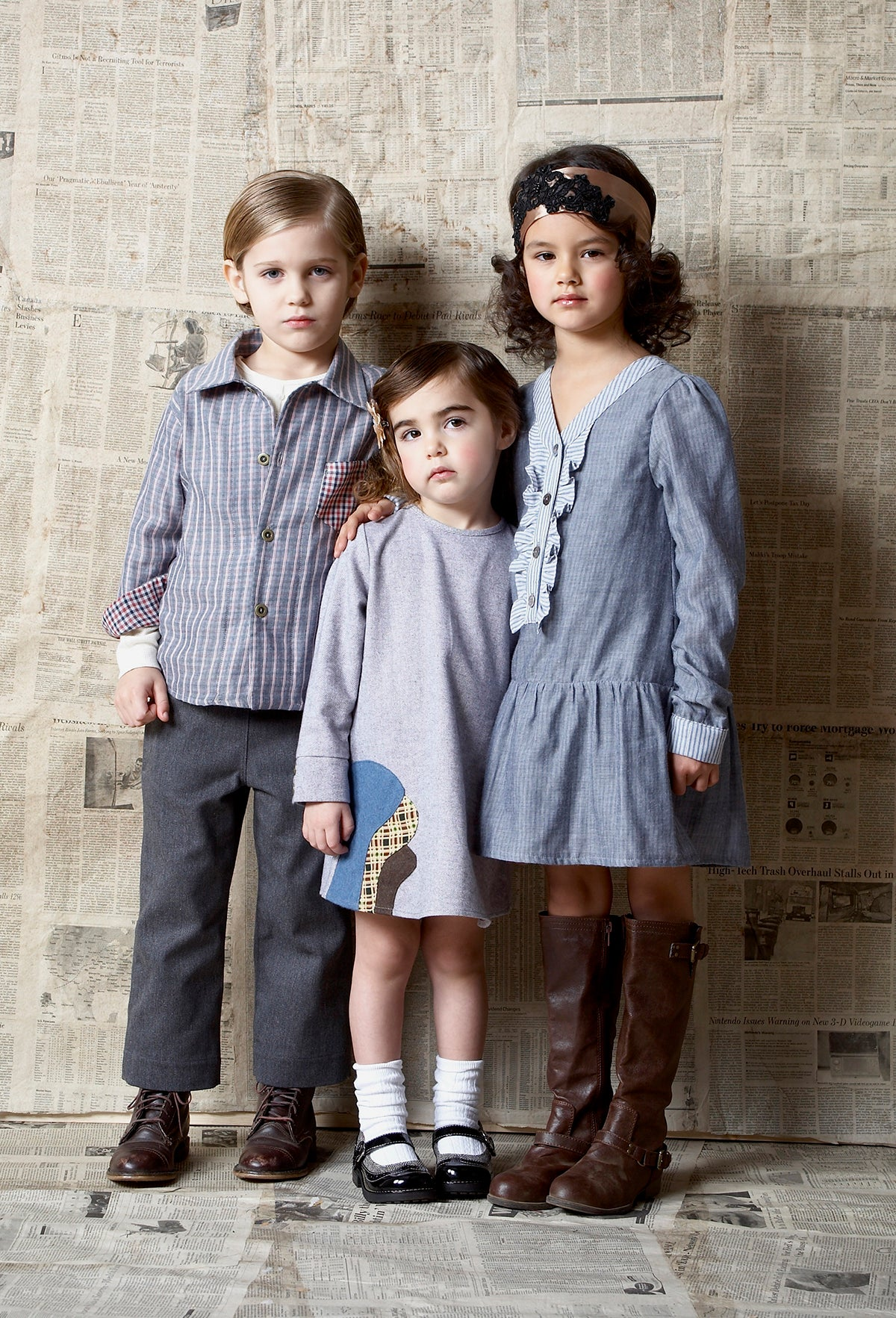 AUTUMN-WINTER collection 2011