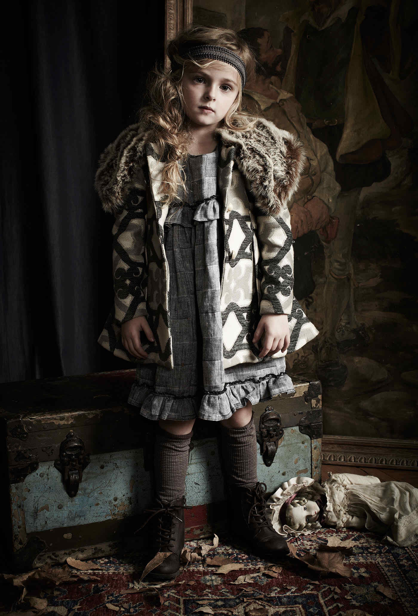 AUTUMN-WINTER collection 2012