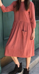 Women's vintage inspired dress
