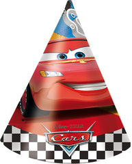 Disney 6 Hats CARS RACERS(119)
