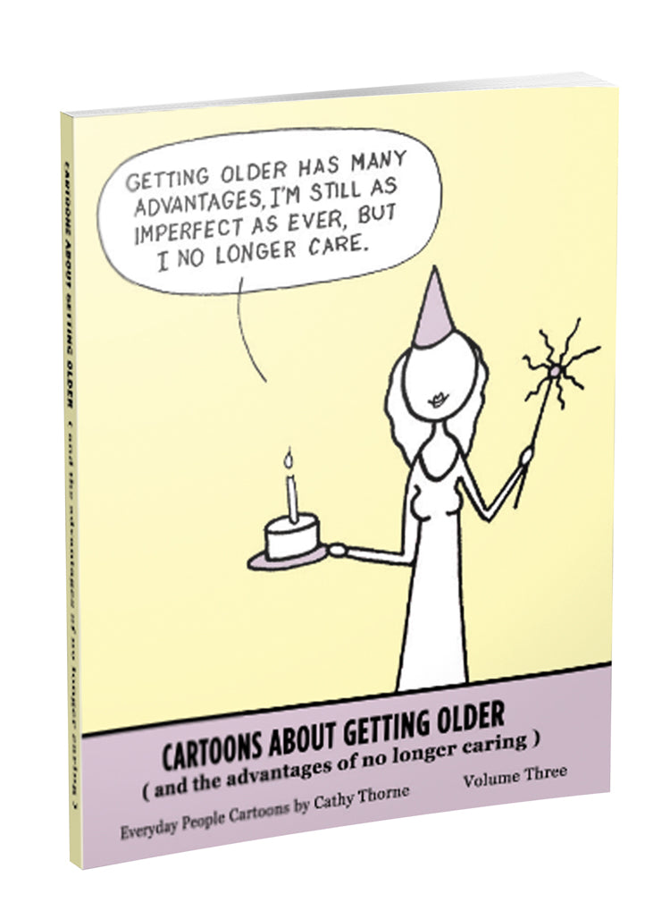 Cartoons About Getting Older