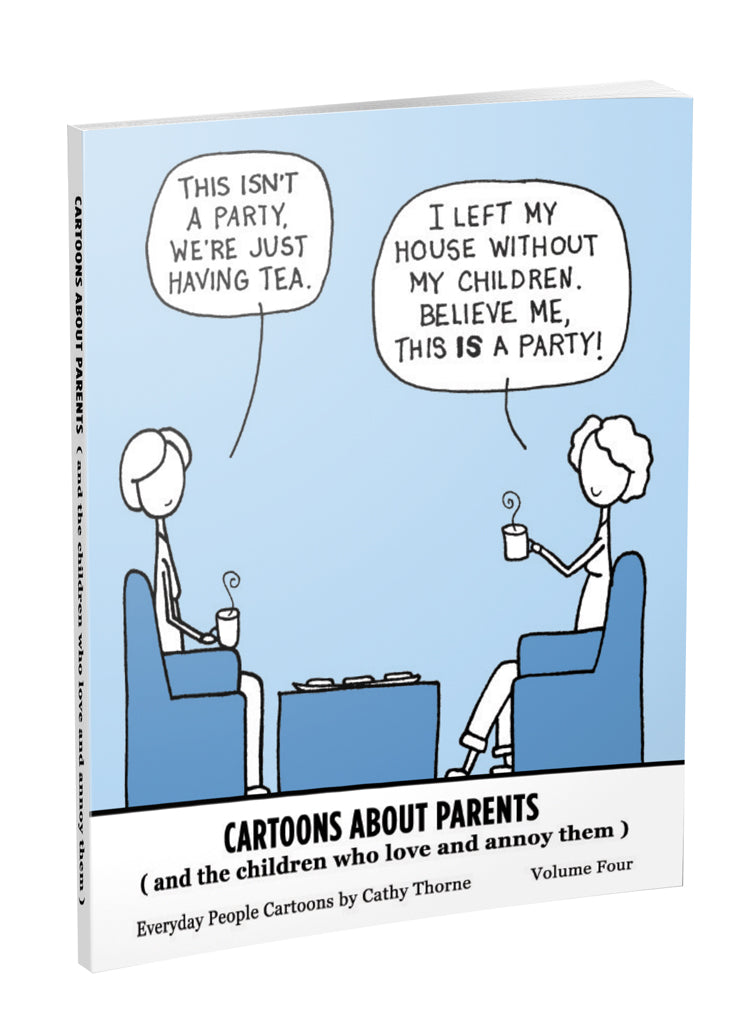 Cartoons About Parents