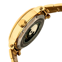 Load image into Gallery viewer, Heritor Automatic Aries Skeleton Dial Bracelet Watch - Gold/Silver - HERHR4403